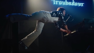 The First 'Rocketman' Trailer Just Arrived And This Musical Fantasy About Elton John Is Going To Be Awesome