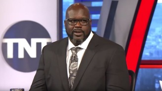 Shaq Ready To Go To War After Charles Barkley Makes A Joke About His Grandmother On 'Inside The NBA'