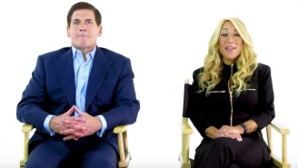 The Sharks From 'Shark Tank' Explain What Makes A Perfect Pitch