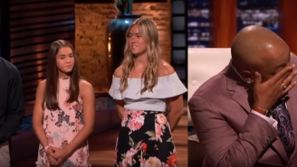 'Shark Tank' Pitch By Kids Of Hero 9/11 Firefighter Who Died Of Cancer Leaves Not One Dry Eye In The Room