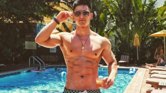 Skinny High School Bro Transforms Himself Into A Jacked Bodybuilder, Becomes A Fitness Model