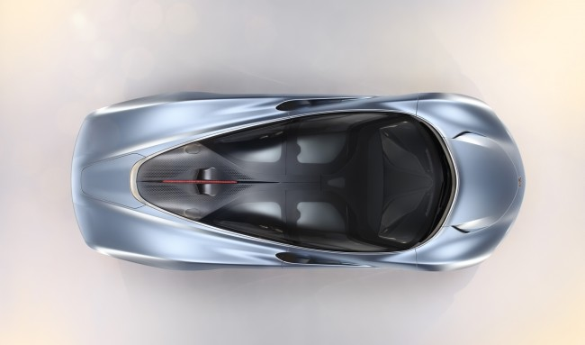 2019 McLaren Speedtail
