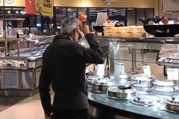 soup supermarket viral video