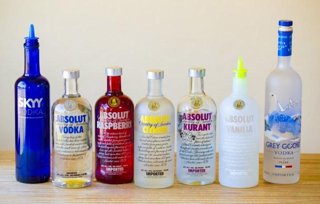 Stop Keeping Vodka Freezer Grey Goose