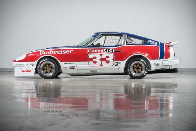 Paul Newman 1979 Datsun 280ZX Race Car
