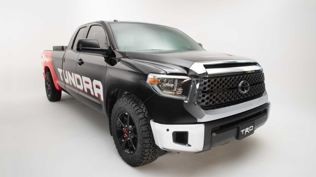 Toyota Tundra SEMA
