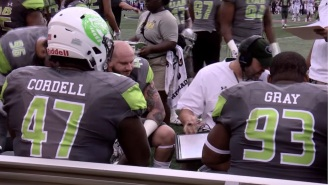 These UAB Football Uniforms Honor Children's Hospital Patients To Help Tackle Cancer (And It's Awesome)