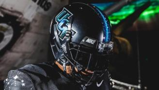 We Should Just Give UCF Another Fake Championship For These Sick New Space-Inspired Uniforms