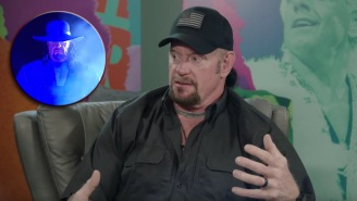 The Undertaker Told Some Must-Hear Stories In A Very Rare Out-Of-Character, Half-Hour Interview