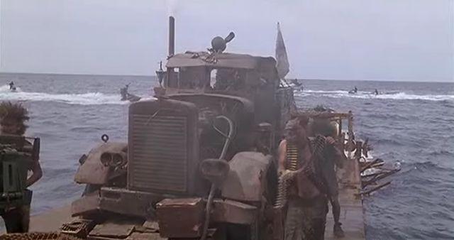 waterworld car boat