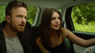Emily Ratajkowski Shared Tantalizing Trailer For 'Welcome Home' Co-Starring Aaron Paul Before She Got Arrested