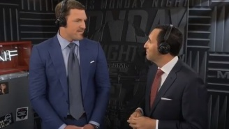 Jason Witten Continues To Get Destroyed On Twitter For His Terrible 'Monday Night Football' Commentary