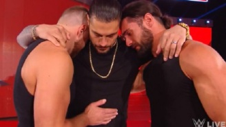 The Wrestling World Reacts To WWE Superstar Roman Reigns Announcing That He Has Leukemia On 'Monday Night Raw'