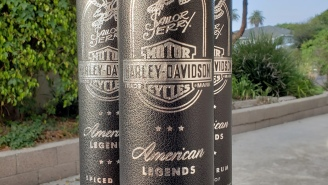 Sailor Jerry Spiced Rum Just Teamed Up With Harley Davidson To Release A Limited Edition 'American Legends' Pack For The Holidays