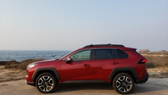 2019 Toyota RAV4 Review: Why The All-New Toyota RAV4 Is The Ultimate Adventure Car