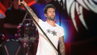 People Are Petitioning Maroon 5 To Quit The Super Bowl Halftime Show And It's Not Because Their Music Sucks