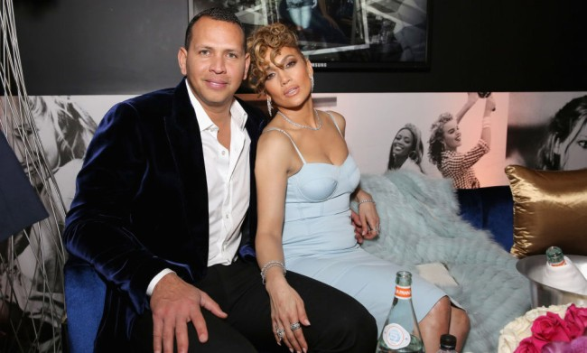 Alex Rodriguez Selling Home Hollywood Hills