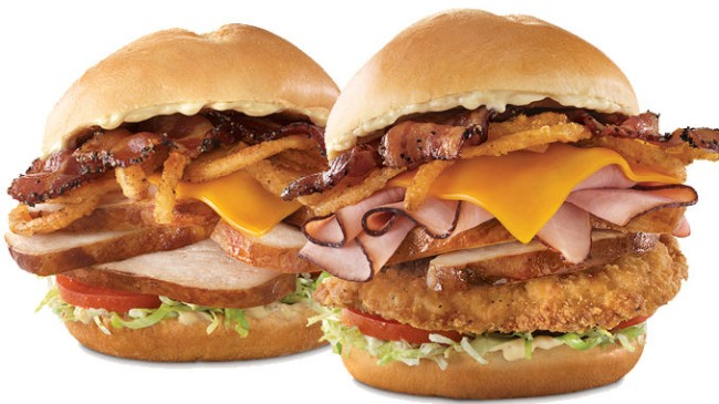 Arbys-Beer-Can-Chicken-Sandwiches-Miller-High-Life