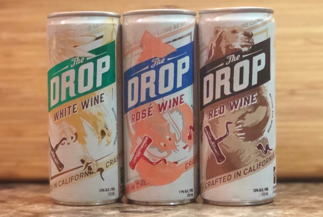 best canned wine