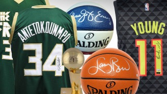 35 Perfect Gifts For Guys Who Love NBA Memorabilia And Collectibles