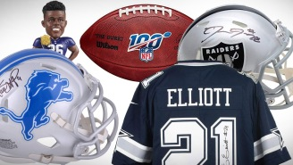 25 Perfect Gifts For Guys Who Love NFL Memorabilia And Collectibles
