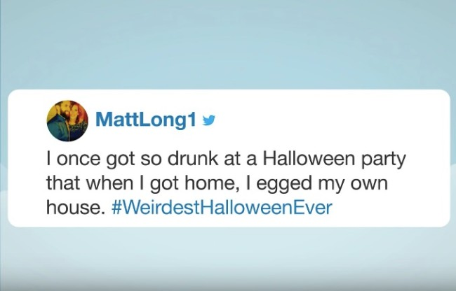 best of weirdest halloween ever hashtag