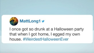 People Shared Their Weirdest Halloween Stories Including A Guy Who Got So Drunk He Egged His Own House