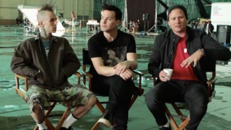 The British And Aussies Pronounce Blink-182's Name Like Complete Wankers And This Cannot Stand