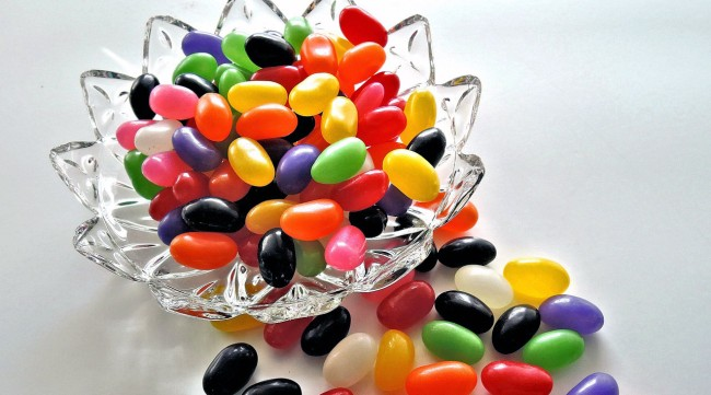 Candy-Infused Vodka Recipes Jelly Beans