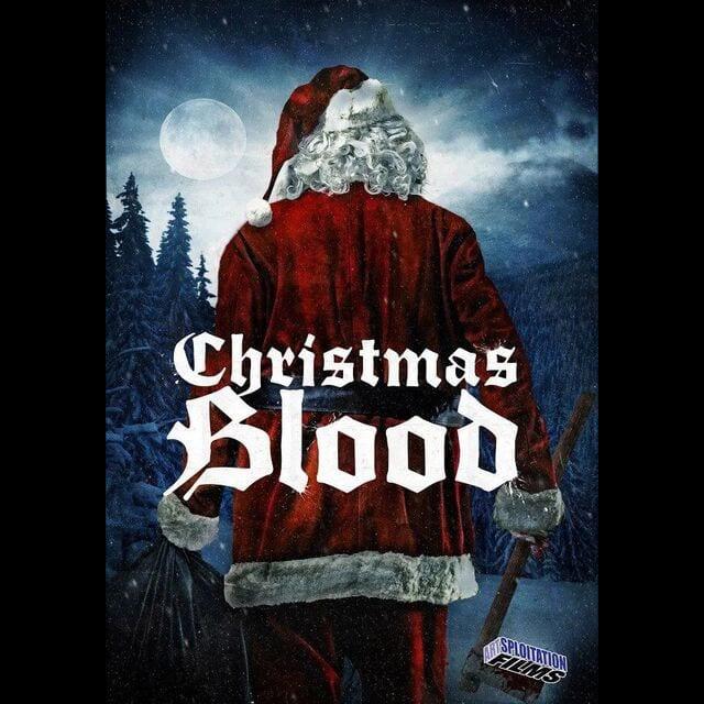Christmas Blood movie trailer dvd blu-ray