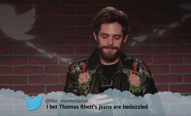 country music mean tweets
