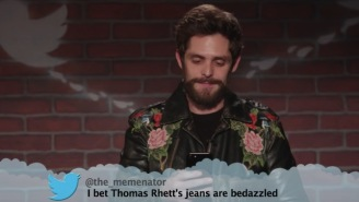 Country Music Superstars Get Roasted Alive In This Brutal 'Celebrities Read Mean Tweets'
