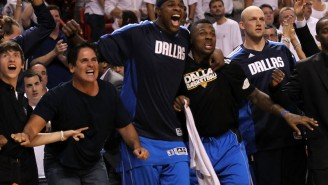 The Dallas Mavericks Are Honoring The Military By Giving Over 100 Wounded Soldiers Courtside Seats