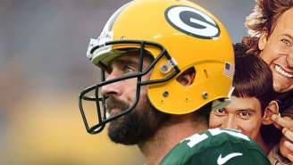 Danica Patrick Says Aaron Rodgers Hit On Her Using Lines From 'Dumb And Dumber' Because Of Course He Did