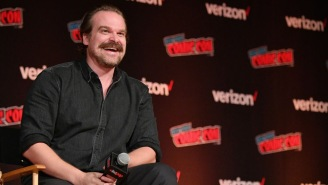 David Harbour Loves His 'Dad Bod' And Wants More 'Big Guys' And 'Big Girls' To Play The Hero