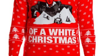 Attention Snowflakes: These Ugly Christmas Sweaters Are Not For The Easily Offended