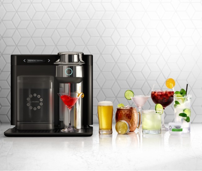 keurig cocktail machine