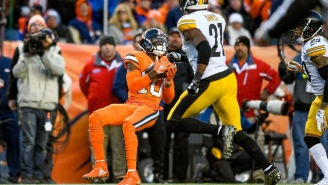 Ex-Steeler Emmanuel Sanders Talked About What He'd Do If It Was Him Roethlisberger Threw Under The Bus