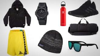 9 Everyday Carry Essentials: Fitness Junkie