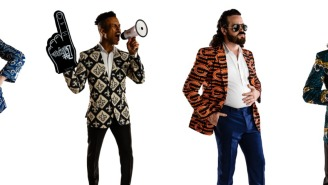 These Badass NFL Gameday Blazers Are The Only Thing I Want For Christmas This Year