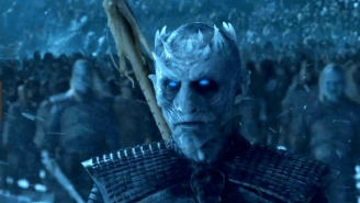 A New Clue About The Night King Has Resulted In One Of The Wildest 'Game Of Thrones' Theories So Far