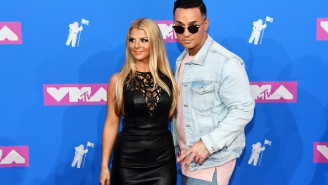 Mike 'The Situation' Sorrentino Gets Married Before The 'Jersey Shore' Star Must Go To Prison