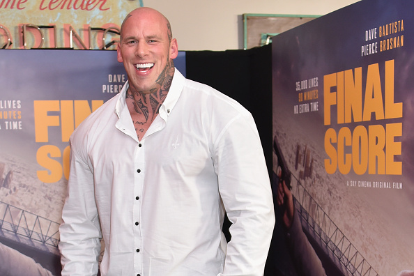 """LONDON, ENGLAND - AUGUST 30: Martyn Ford attends the World Premiere of """"Final Score"""" at The Ham Yard Hotel on August 30, 2018 in London, England. (Photo by David M. Benett/Dave Benett/WireImage)"""