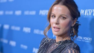 Kate Beckinsale Is Endorsing A 'Penis Facial' Trend And It's Even More Repulsive Than It Sounds