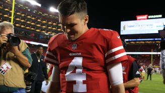 The 5 Most Unbelievable Nick Mullens Stats After His Historic NFL Debut