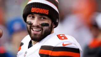 Damien Woody Responds To Baker Mayfield And His 'Fanboys' By Doubling Down On His 'Grow Up' Comments