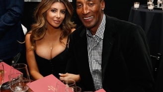 Larsa Pippen Files For Divorce From Scottie Pippen, Probably So She Can Focus On Her Future