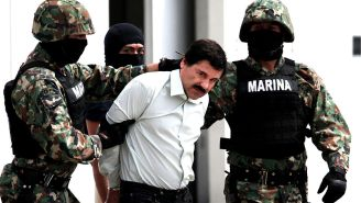 El Chapo Allegedly Had Rival Cartel Leader's Brother And His Wife Killed Over A Handshake