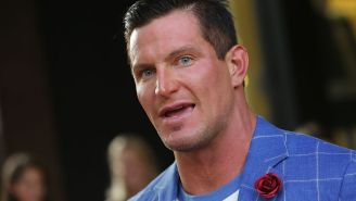 My Girlfriend Left Me For This Photo Of Steve Weatherford In A USA Speedo And I Can't Even Blame Her