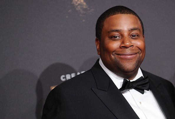 LOS ANGELES, CA - SEPTEMBER 09:  Actor Kenan Thompson attends the 2017 Creative Arts Emmy Awards at Microsoft Theater on September 9, 2017 in Los Angeles, California.  (Photo by Jason LaVeris/FilmMagic)